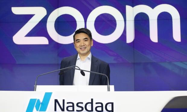 ZOOM aumenta à medida que cresce a demanda por tecnologia de videoconferência